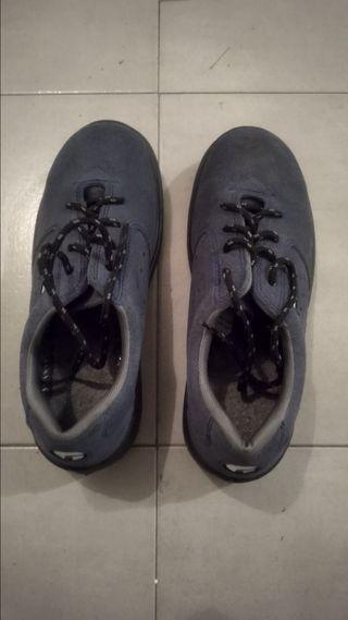 Zapato de Seguridad Robusta. Modelo ACEBO