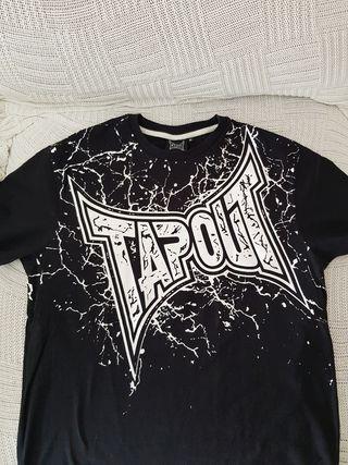 Camiseta Tapout hombre