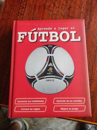 Aprende a jugar al fútbol.