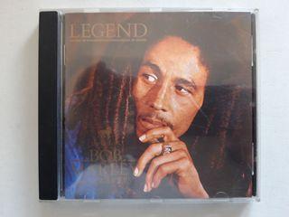 """CD Bob Marley """"Legend"""""""