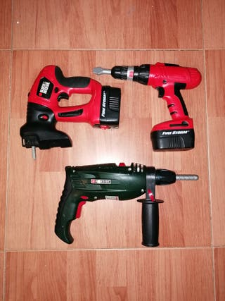 lote herramientas de juguete