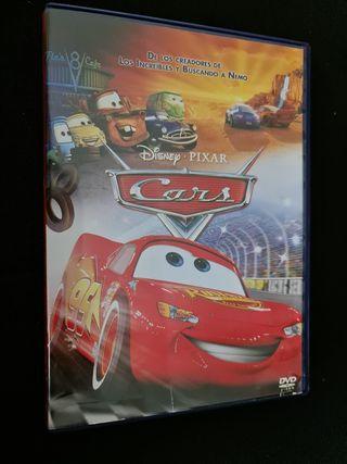 DVD Cars y Cars 2