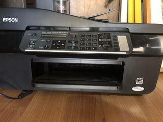 Conjunto impresora Epson y cartuchos tinta