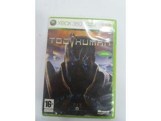 TooThuman Xbox 360