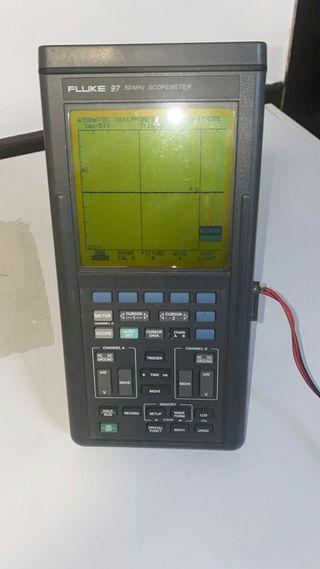 Osciloscopio Fluke 97