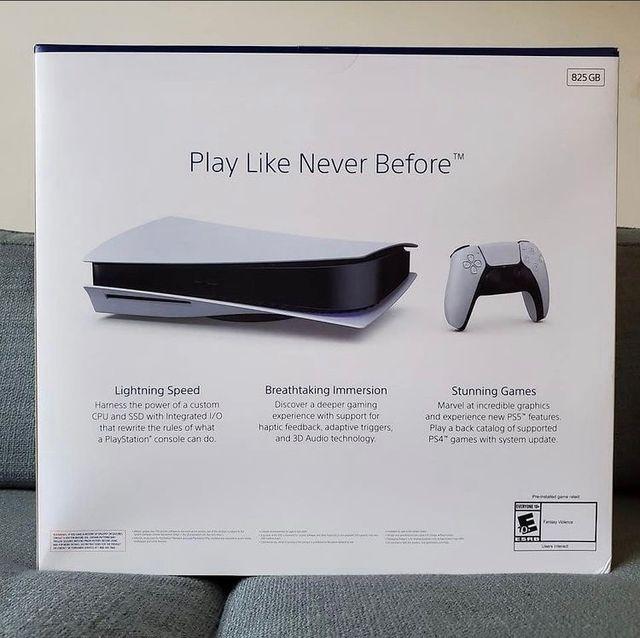PlayStation 5 (DISC)