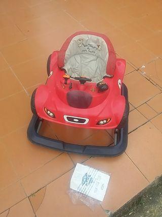 andador de niños bebés 4 ruadas
