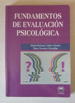 Fundamentos de evaluación psicológica