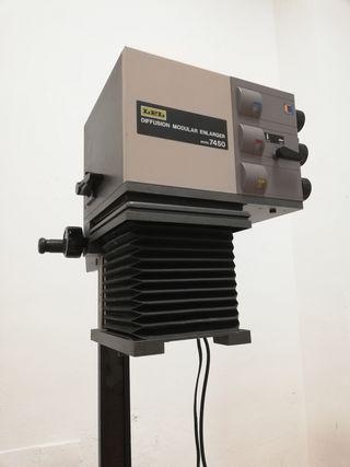 Cabezal ampliadora LPL 7450 gran formato