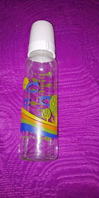 Biberón cristal 240 ml