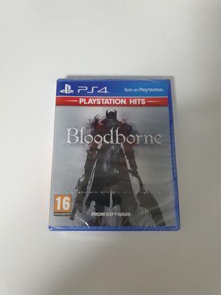 Bloodborne PS4/PS5 (Precintado)