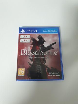 Bloodborne GOTY PS4/PS5
