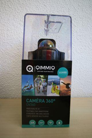 Cámara DV 360ª QIMMIQ NUEVA