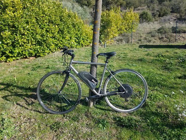Kit de bicicleta eléctrica BionX