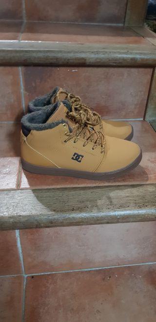 bota de shoes niño