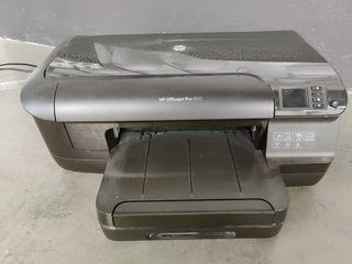 Impresora HP 8100 WiFi inyección de tinta