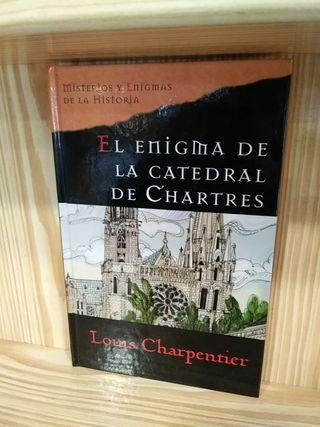 Libro El enigma de la Catedral de Chartres