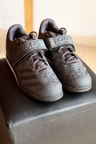 Zapatillas halterofilia talla 45