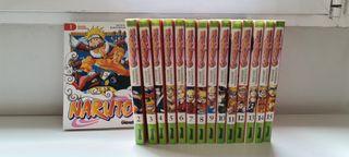 Manga Naruto (1 al 15)