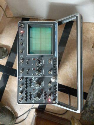 osciloscopio philips pm 3262