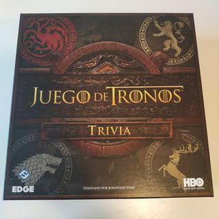 Trivial Juego de Tronos temporadas 1-4