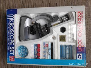 Microscopio Zoom 750 con luz EDU-TOYS