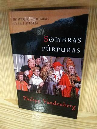 Libro Sombras púrpuras Philipp Vandenberg