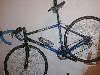 bicicleta carretera talla 54 y rodillo