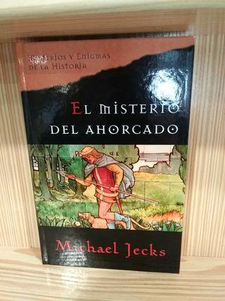 Libro El misterio del ahorcado Michael Jecks