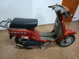 moto Vespa Piaggio Delta 49cc