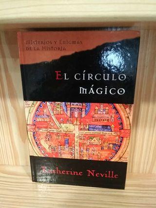 Libro El círculo mágico Katherine Neville