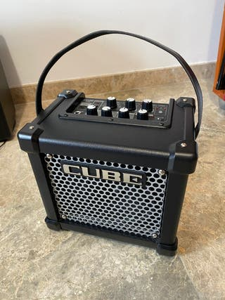 Micro Cube GX - Ampli de guitarra con efectos