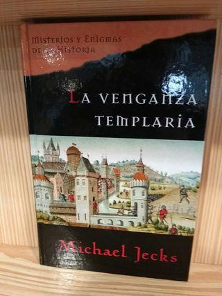 Libro La venganza templaria Michael Jecks