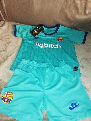 Equipación Barça. original