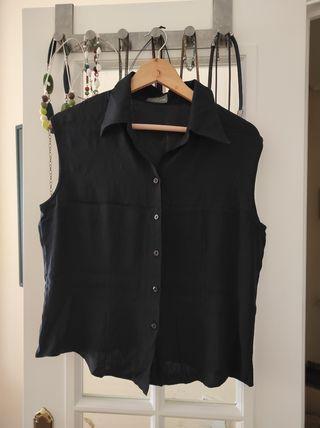 Camisa de seda Roberto verino