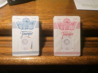 Baraja original Heraclio Fournier N1 /40 cartas