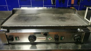 plancha eléctrica industrial