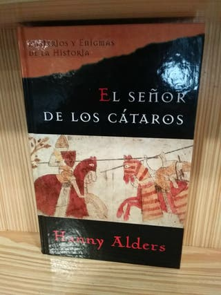 Libro El señor de los Cataros Hanny Alders