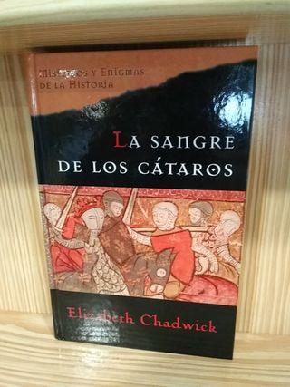 Libro La sangre de los Cataros Elizabeth Chadwick