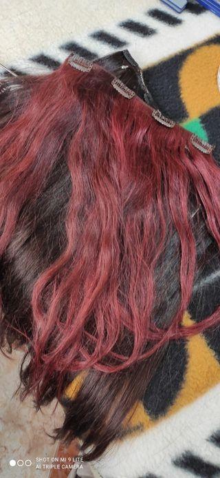 extensiones de pelo natural 45 cm