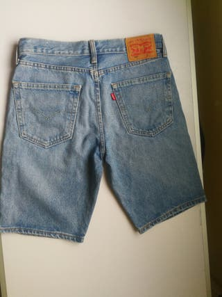 Pantalones Levi's 502 Bermudas Hombre W31