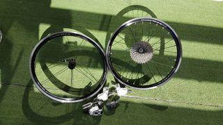 Kit bici plegable Touring-carretera