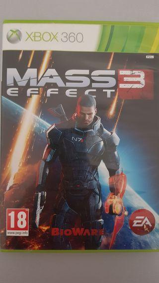 Videojuego Mass Effect 3 Xbox360