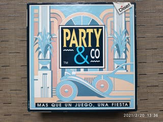 PARTY & CO DISET Original 1993