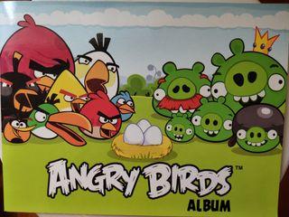 ALBUM COMPLETO. ANGRY BIRDS.