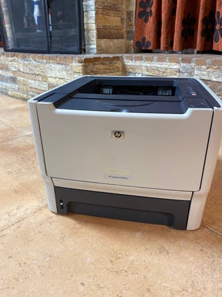 Impresora láser blanco y negro