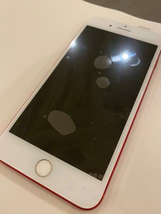 iPhone 7 Plus Red Limited edition 128gb New screen