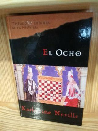 Libro El ocho Katherine Neville