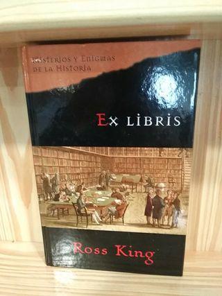 Libro Ex libris Ross King