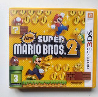 Juego 3DS New Super Mario Bross 2